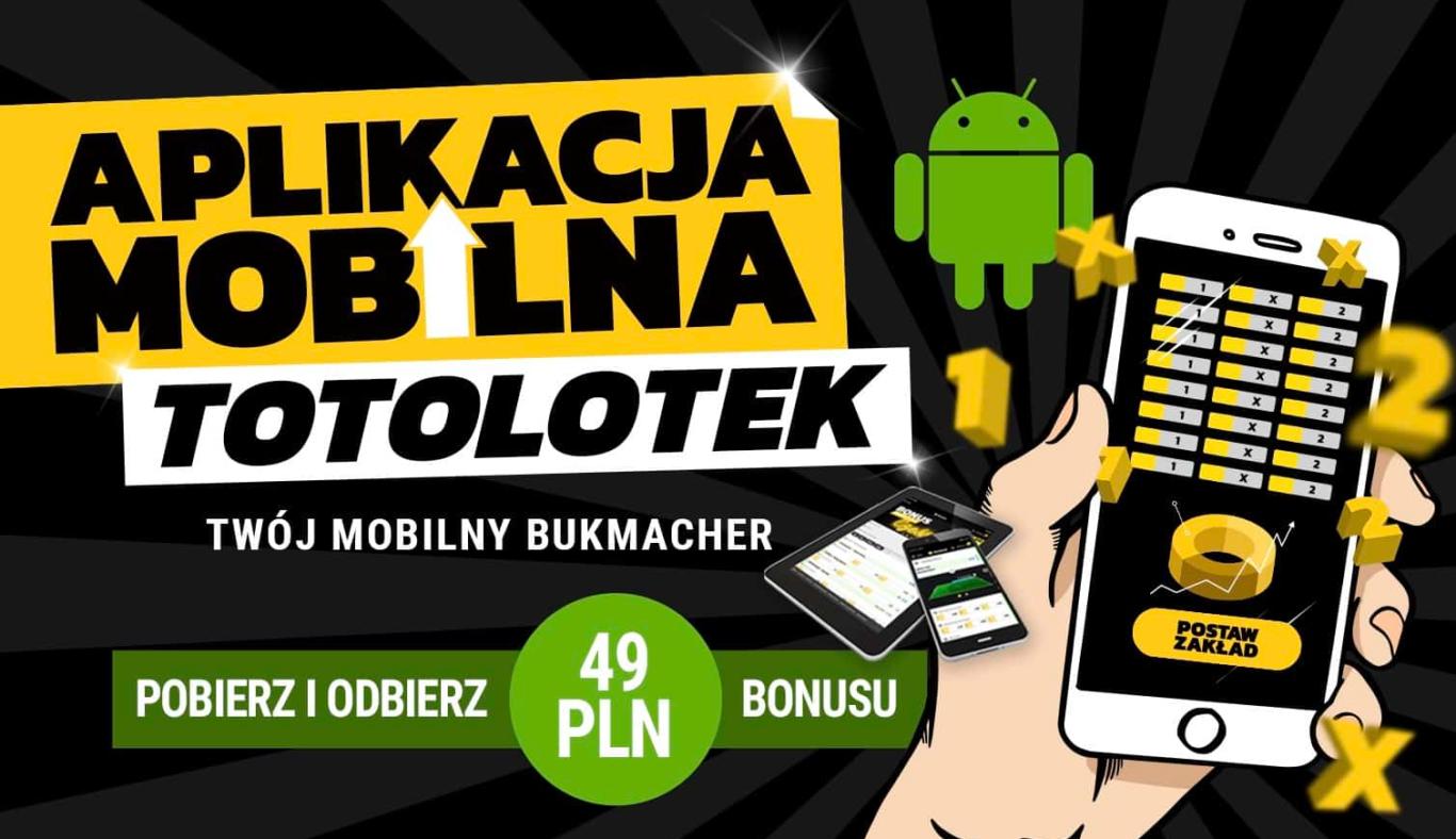 Totolotek mobile - jak pobrać zakłady bukmacherskie Totolotek