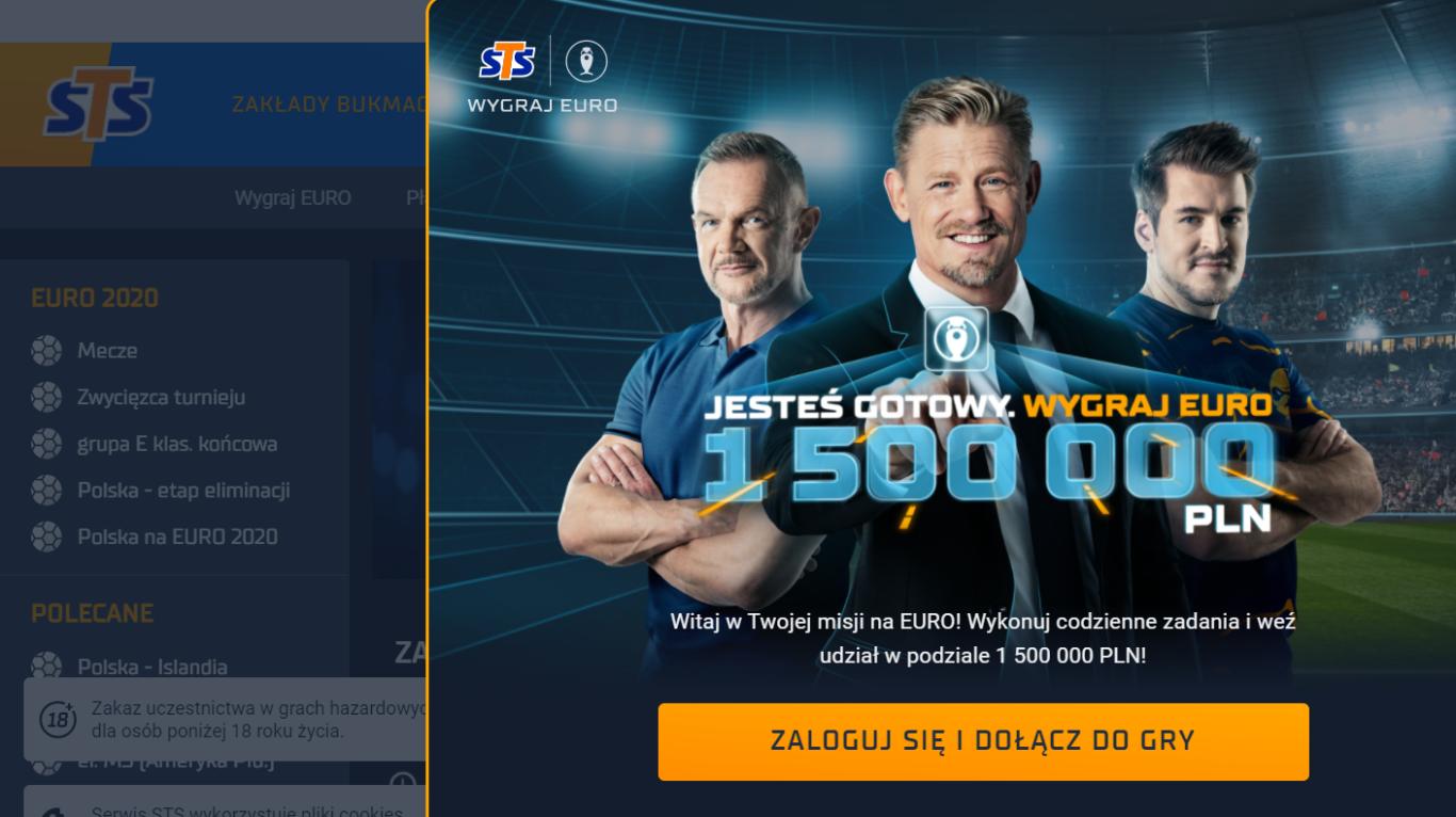 STS zakłady bukmacherskie i najlepsze kasyno wirtualne w sieci